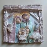 formella Tende di Natale AVSI 2009
