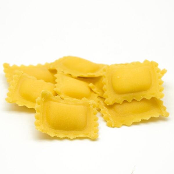 Raviolini al formaggio