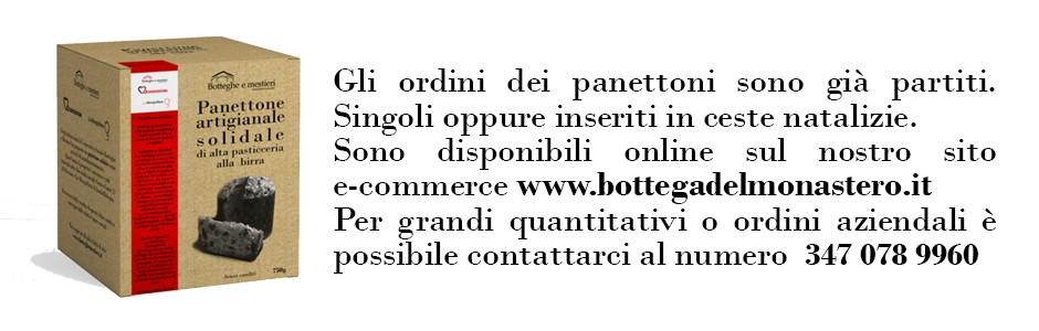 Banner panettone